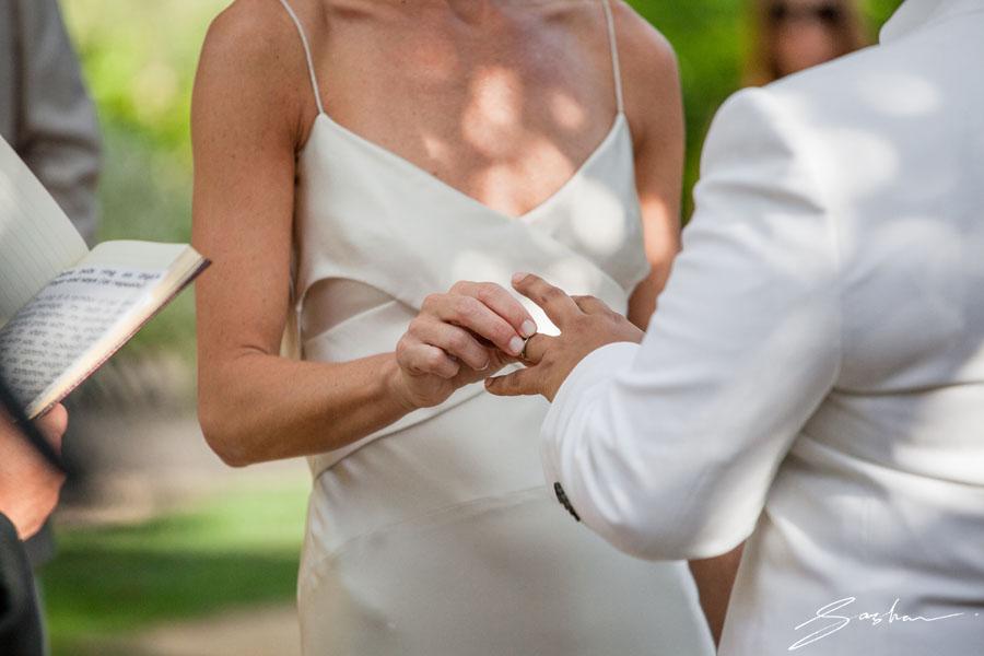 gay wedding ceremony