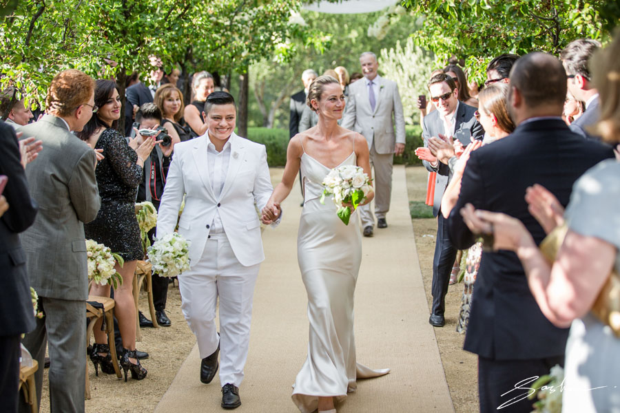 two brides recessional