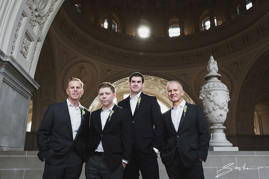gay wedding san francisco city hall